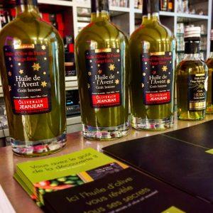 huile d'olive de l'Avent